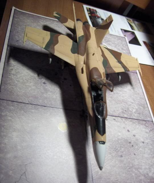 F-18C AGGRESSOR 1/72 HSEGAWA HPIM3515