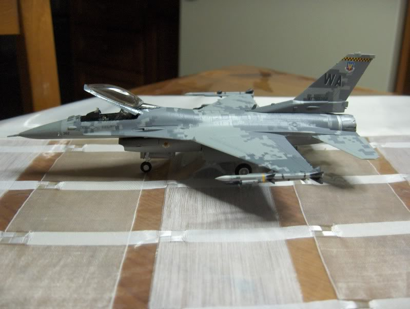 F-16CG AGGRESSOR ACADEMY 1/72 DIGI CAMO WHAT IF HPIM3813
