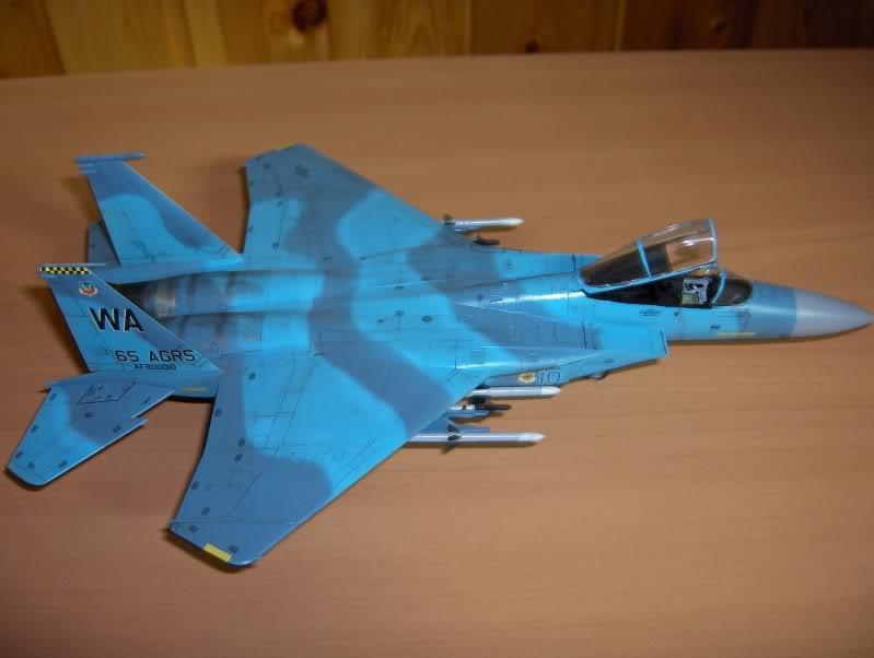 F-15C AGGRESSOR ACADEMY 1/72 HPIM3987