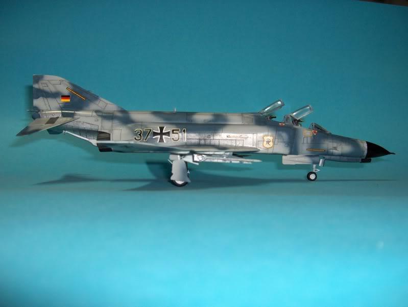 F-4F PHANTOM II EXPERIMENTAL CAMO REVELL 1/72 HPIM3998