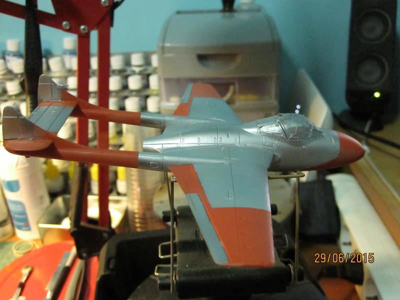 De Havilland Vampire T.11 - 1:72 Airfix IMG_0004_zpsul4hb99z