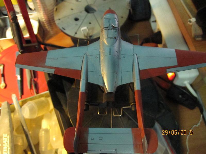 De Havilland Vampire T.11 - 1:72 Airfix IMG_0005_zpsiukfc4bl
