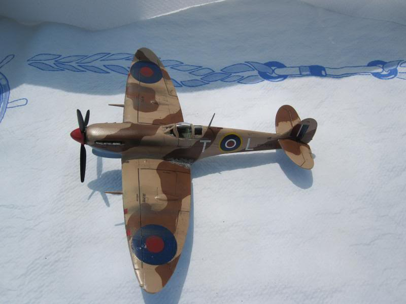 "George Frederick ""Buzz"" Beurling  No. 249 Squadron RAF Malta 1942 IMG_0008_zps0aa36c87"