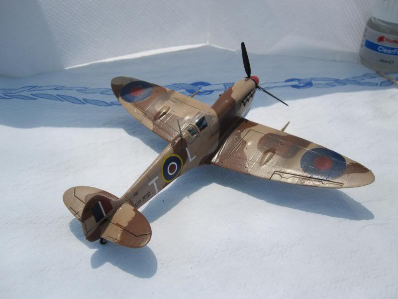 "George Frederick ""Buzz"" Beurling  No. 249 Squadron RAF Malta 1942 IMG_0012_zps37e20661"