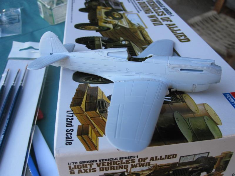 P-40 WARHAWK HELLS ANGELS 1/72 AIRFIX ΤΟ ΔΙΟΡΑΜΑΤΑΚΙ ΜΟΥ (ΤΟ ΠΡΩΤΟ ΜΟΥ ΜΟΝΤΕΛΟ) IMG_0312
