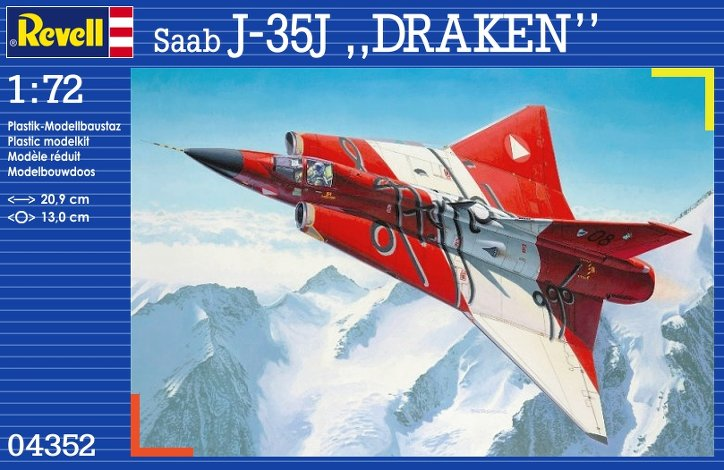 ΠΑΠΠΟΥΣ ΚΑΙ ΕΓΓΟΝΟΣ ΑΠΟ ΤΗΝ ΣΟΥΗΔΙΑ! Revell-saab-j-35-j-draken-austrian-fighter-jet_zpsd8b32037