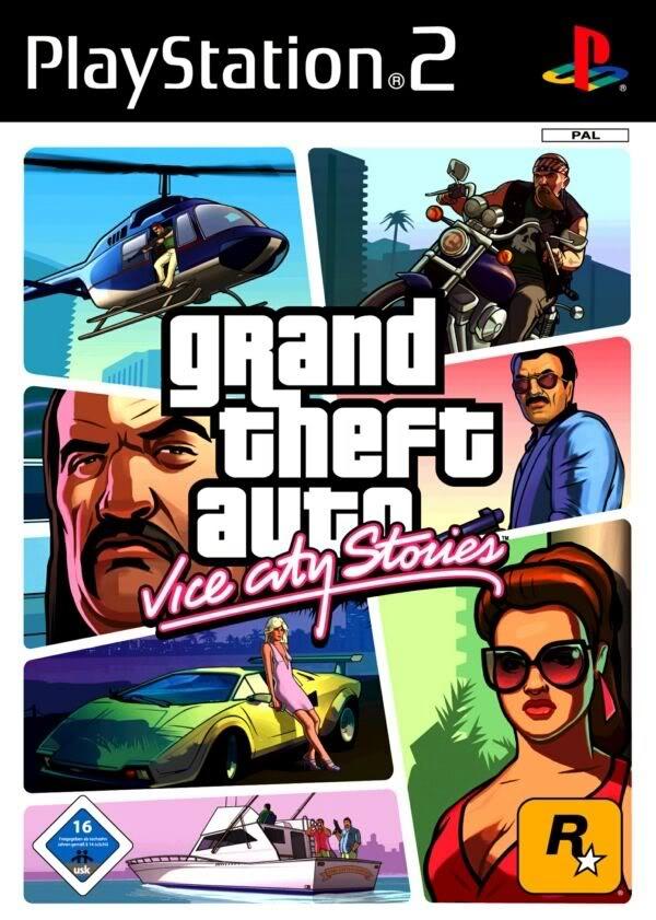 Trucos GTA Vice city stories PS2GTAViceCityStoriesBild1