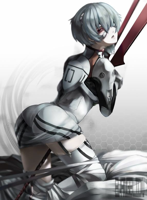 Rei Ayanami 1217135813230