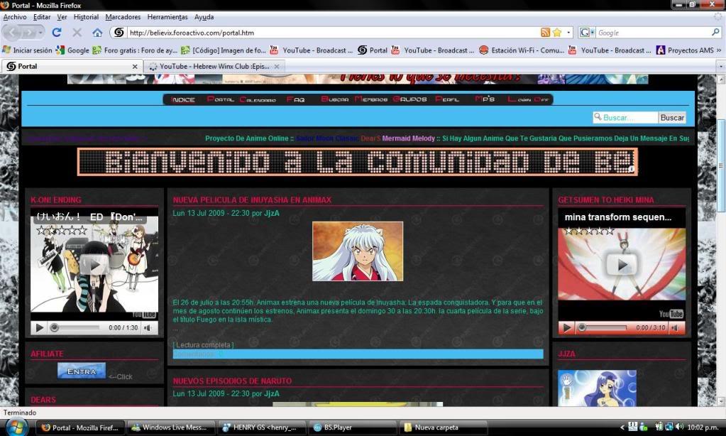 Believix :: Anime y Mas Dibujo-2