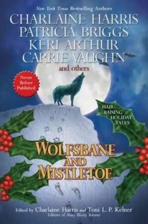 Wolfsbane Mixes Wolves, Christmas WolfsbaneAndMistletoe_gal