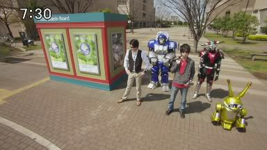 [Gang Spoil] Gobuster : EP 13 THISFILEHASNOSUBSSpec-OpsCellGo-Busters-13FA866A5602-16-02