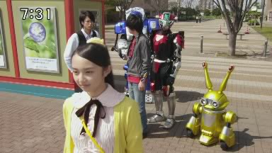 [Gang Spoil] Gobuster : EP 13 THISFILEHASNOSUBSSpec-OpsCellGo-Busters-13FA866A5602-17-23