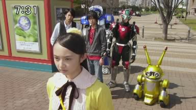 [Gang Spoil] Gobuster : EP 13 THISFILEHASNOSUBSSpec-OpsCellGo-Busters-13FA866A5602-17-26