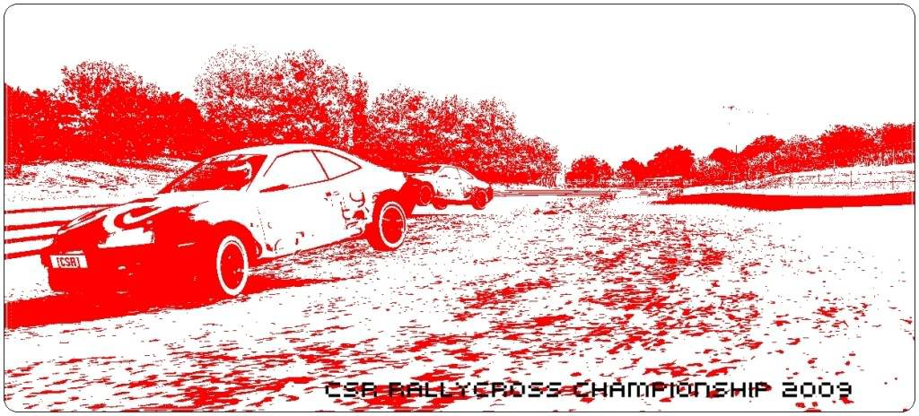 CSR RallyCross Championship 2009 CSRRally