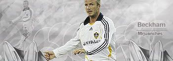 Firmas By MrJuanches Beckham