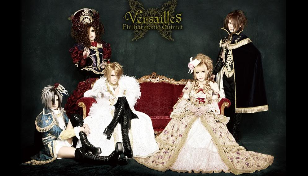 Photoshoot Prince & Princess Versailles011