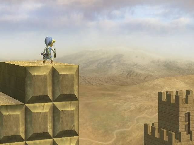 Video Game Pics/Shots/Screens/Photos Topic SSBB-CastleInTheDesert