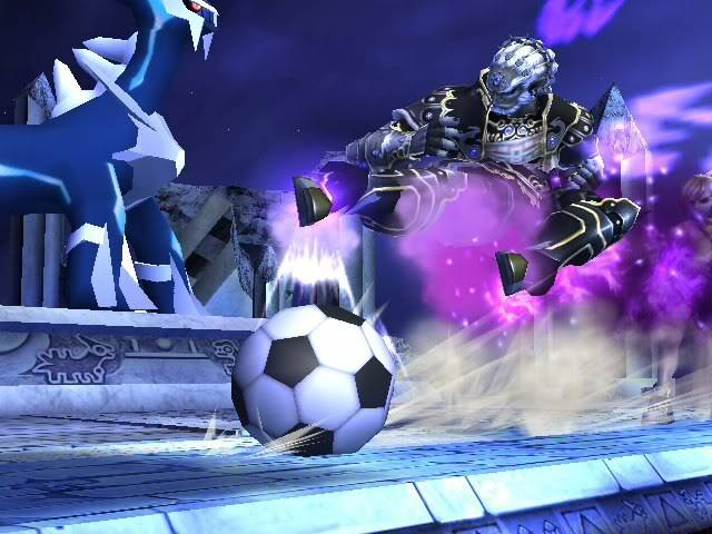 Video Game Pics/Shots/Screens/Photos Topic SSBB-GanondorkSoccer