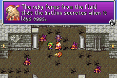 Video Game Pics/Shots/Screens/Photos Topic FF4a-TheSandRuby