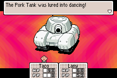 Video Game Pics/Shots/Screens/Photos Topic Mother3-Dancingtank