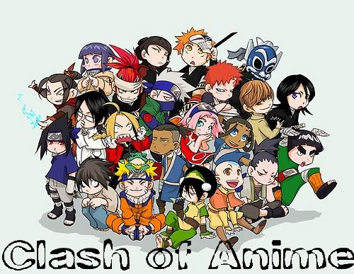 Anime: Clash of Mashup Revolution