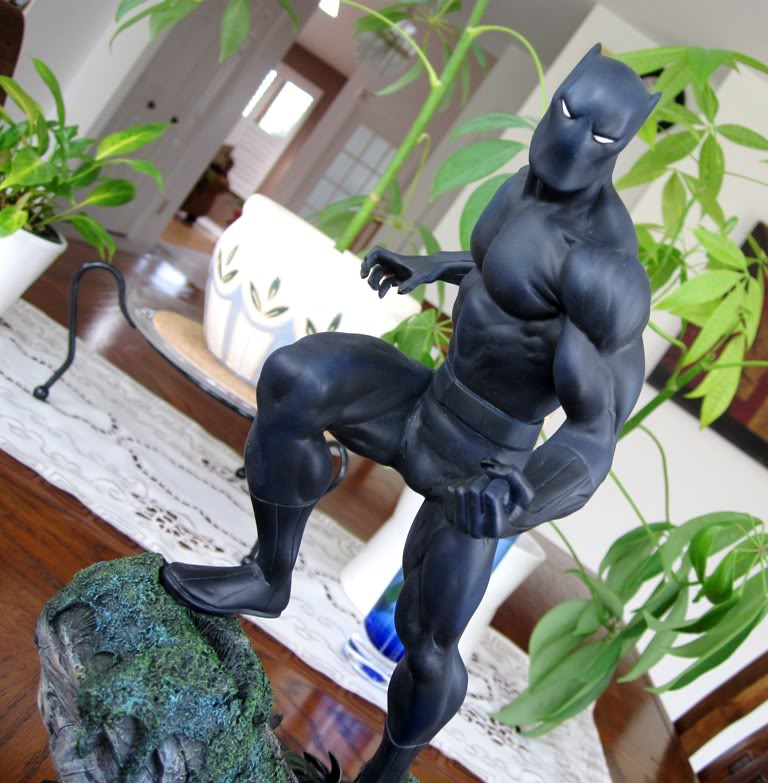 """PANTHERE NOIRE """"classic"""" (Black Panther) Bdb1"""
