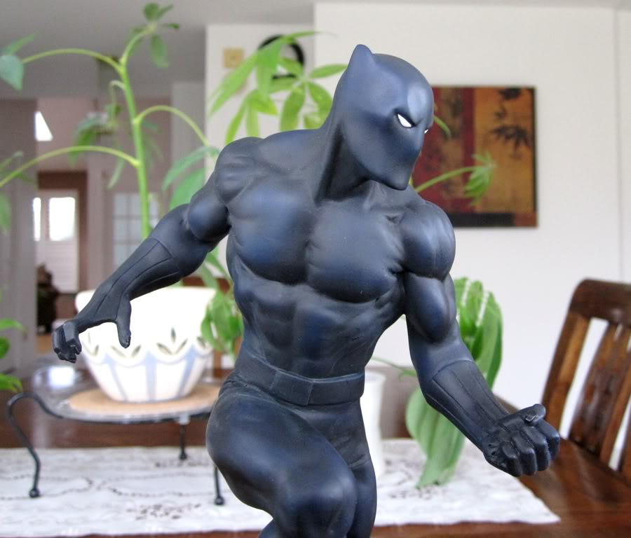 """PANTHERE NOIRE """"classic"""" (Black Panther) Bdb11"""