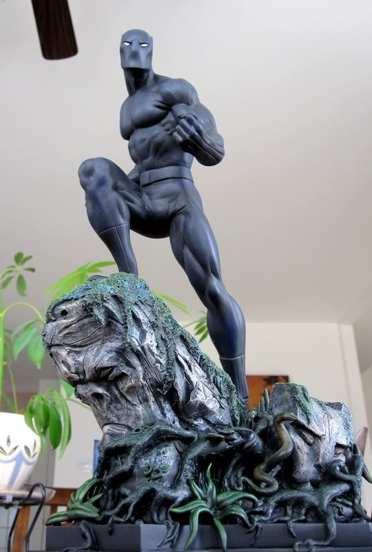 """PANTHERE NOIRE """"classic"""" (Black Panther) Bdb13"""