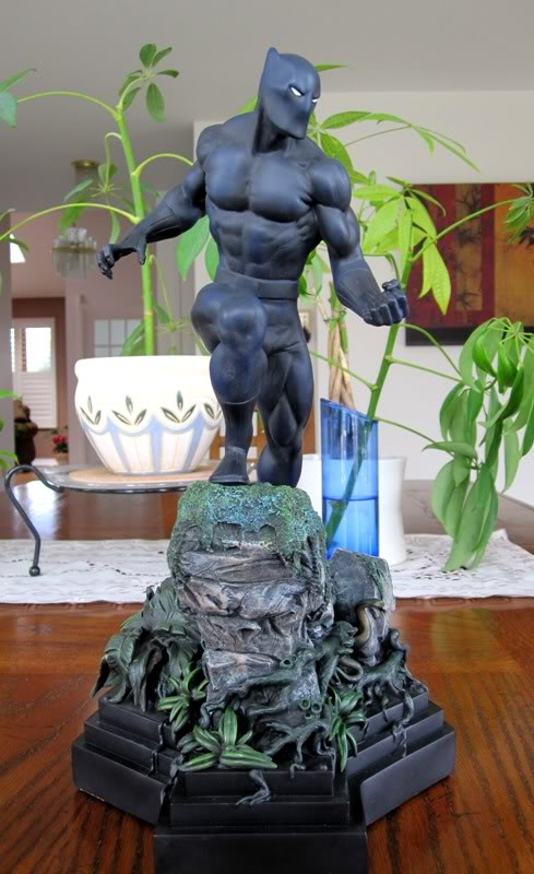 """PANTHERE NOIRE """"classic"""" (Black Panther) Bdb3"""
