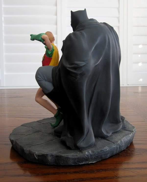 "Frank Miller's ""THE DARK KNIGHT STRIKES AGAIN"" statue (1996) Dk9"