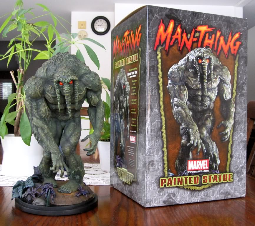 HOMME-CHOSE (Man-Thing) Mt19-1