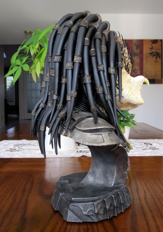 PREDATOR: THE PREDATOR Legendary scale bust Pred4