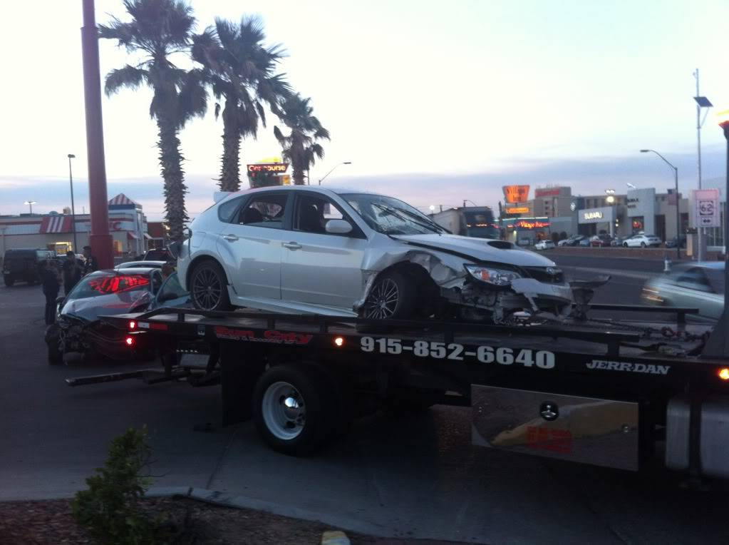 2012 WRX Crash on Airway IMG_2589