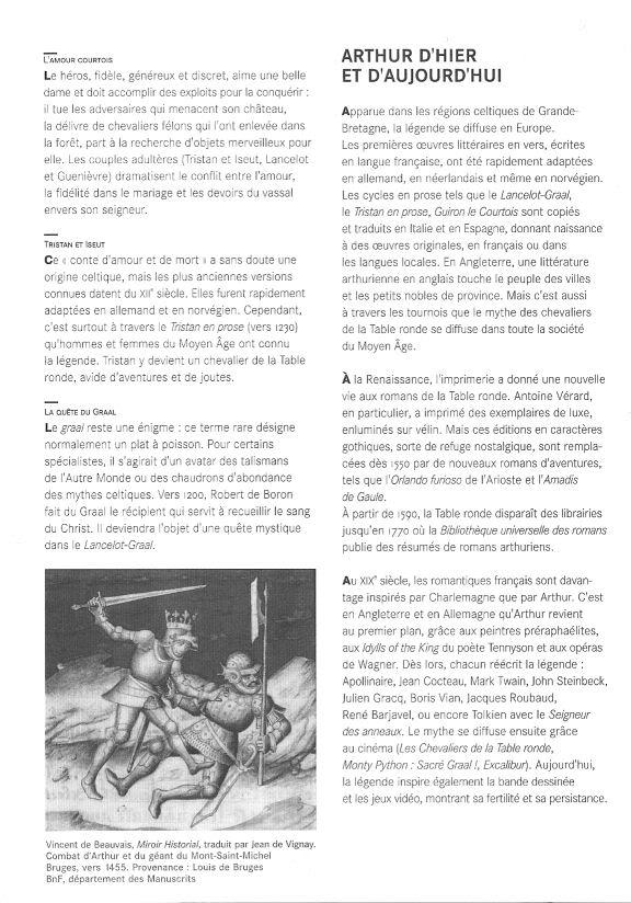 EXPO: « La légende du Roi Arthur » Livret03