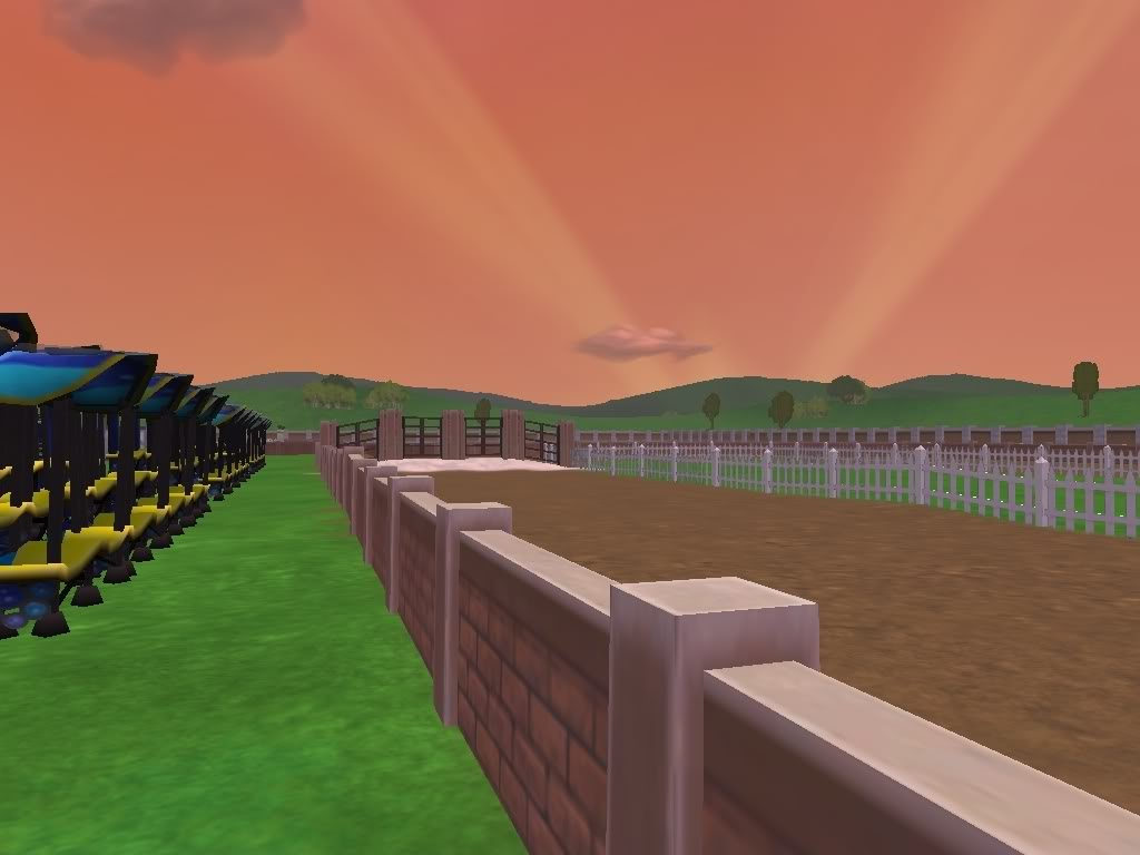 *Rocking Ranch*  ~Image Heavy!!~ RacetracksunsetseatsprettyRanch