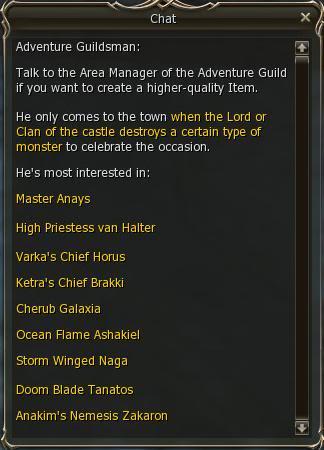 Life Crystals y Adventure Guildsman (Huevos De Raids) 7