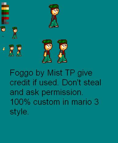Mist's sprite topic. (first topic in sprites =D) Mariosprites