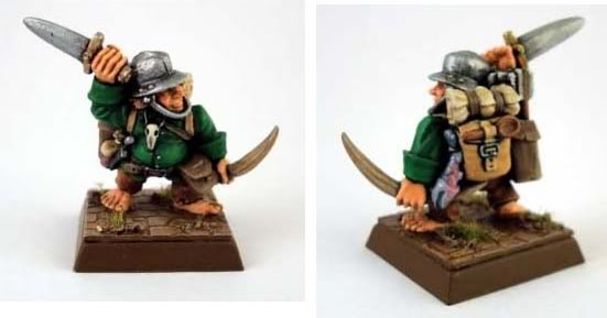 Pyyr's warbands Halfling