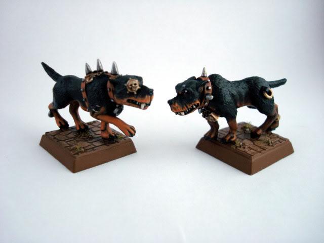 Pyyr's warbands Xuxos
