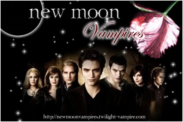 New Moon Vampires