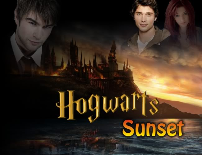 Hogwarts Sunset