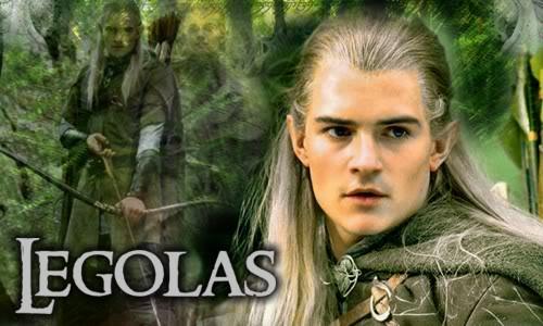 Hoja de personaje del príncipe del Bosque Negro [Legolas] Firmalego