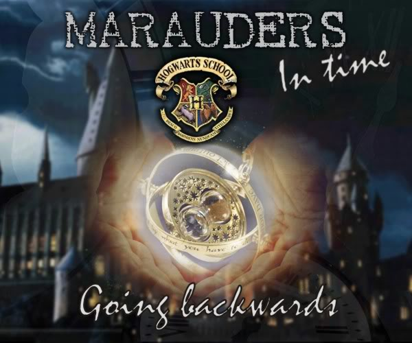 Marauders in time: Going Backwards