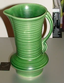 Morley Fox & Co. Ltd, Staffordshire  Greenvase