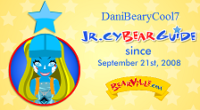 are you a jr.cybearguide in buildabearville??? Untitledd