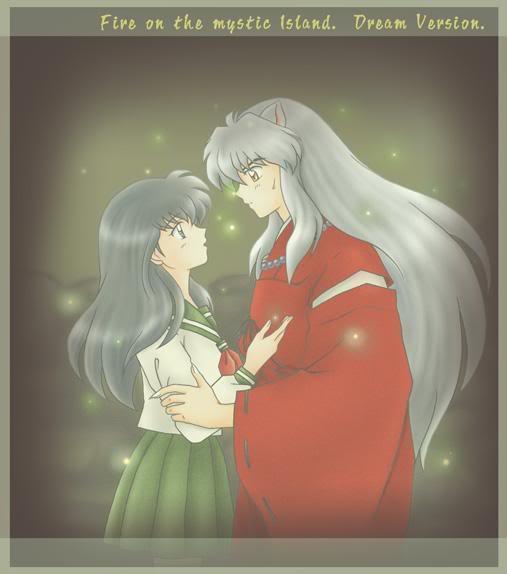 GALERIA DE IMAGENES DE INUYASHA Y KAGOME Hotaru