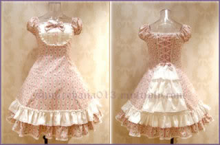 Lolita fashion Pink-06-P950-1