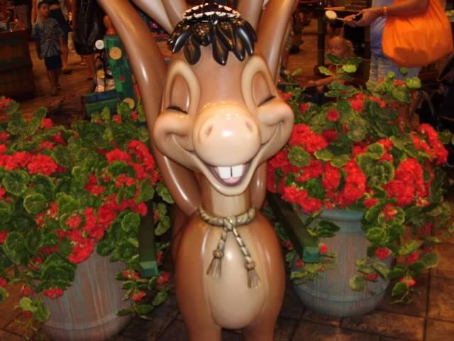 Kanye's Walt Disney World Picture Gallery! P8240246