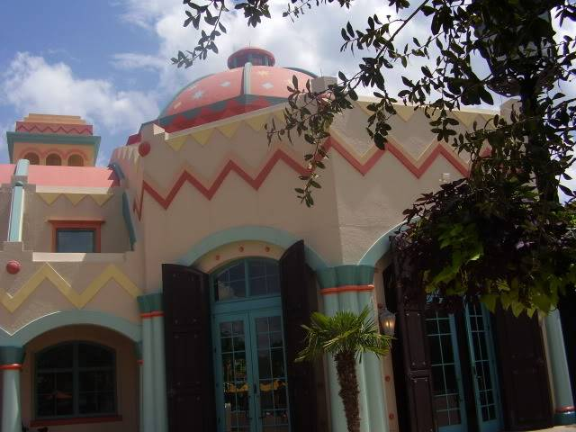 Kanye's Walt Disney World Picture Gallery! P8240255