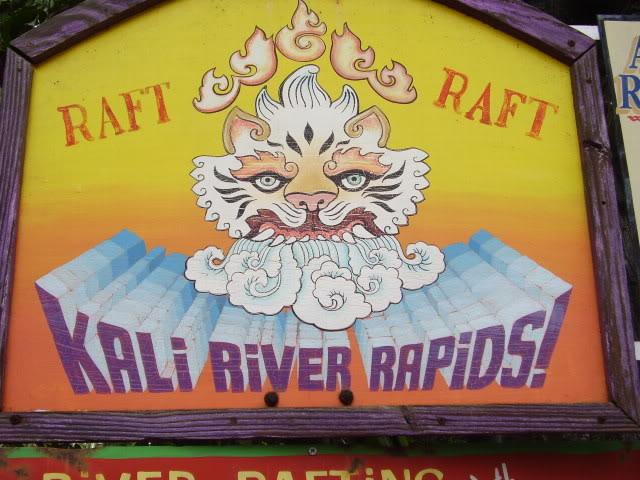 Kanye's Walt Disney World Picture Gallery! KaliRiverRapids